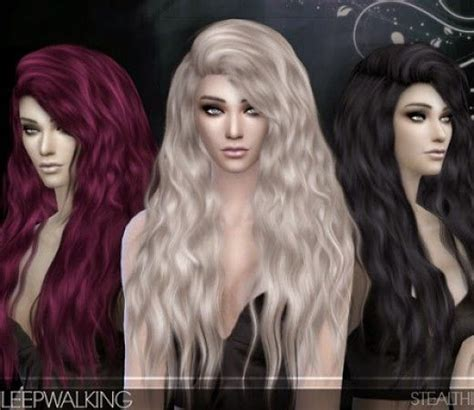 sims 2 custom content hair 116 best sims 4 custom content hair images on pinterest