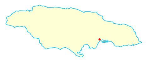map of portmore jamaica portmore mapsof net