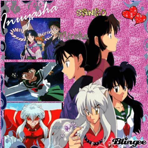 imagenes con movimiento de inuyasha sango miroku inuyasha y kagome picture 129148347