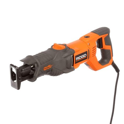 ridgid 9 compact orbital reciprocating saw the home
