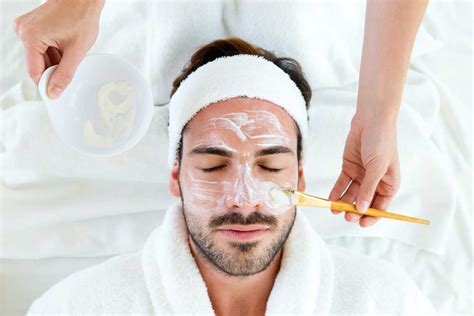 Best Facial Treatment For Men   5 of the best facial scrubs for men that all male models