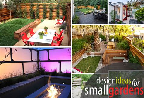 Small Backyard Design Ideas The Of Landscaping A Small Yard