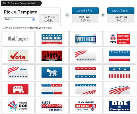 23 political website themes templates 28 images caign