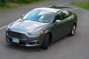 Ford Fusion 2013 2013 Ford Fusion Review