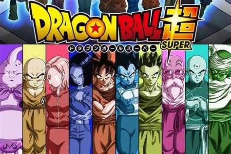 anoboy super dragon ball no te pierdas el nuevo opening de la serie dragon ball super