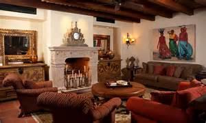 casa mexican hacienda interior design los