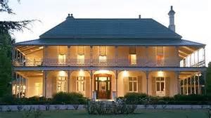 Cottage Style Porch For Ranch Homes video tour inside nicole kidman s australian farmhouse