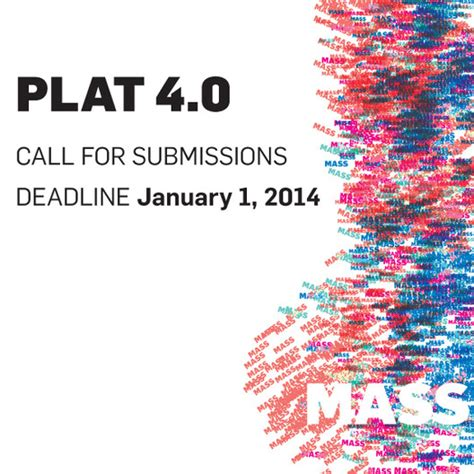 Call For Submissions Thismomcom by Plat 4 0 Call For Submissions Archdaily
