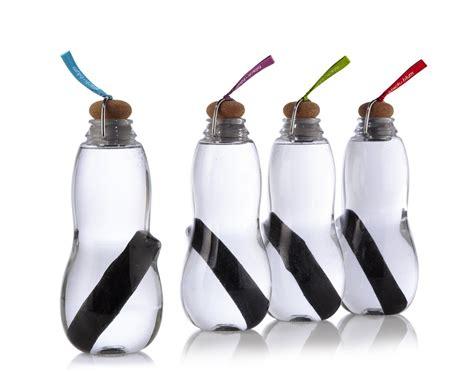 designboom water bottle black baum eau good water bottle 187 gadget flow