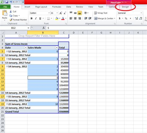 classic pivottable layout default excel 2010 spreadsheet techie how to get classic pivot table view in