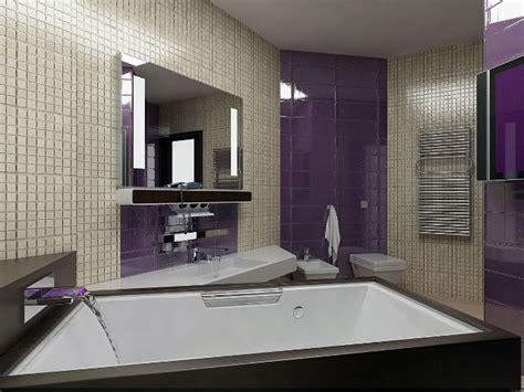 vasche da bagno doppie foto bagno padronale in simil mosaico con vasca idro