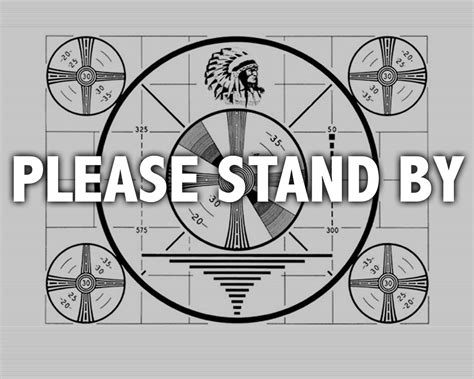 test pattern screensaver now back to your regular programming youtube