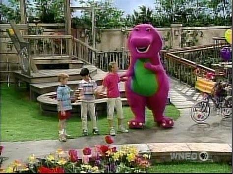 Barney Backyard Previews by Image Plays Jpg Barney Wiki
