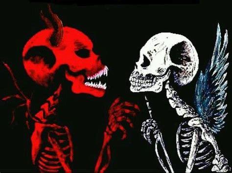 good evil skulls pictures skulltacular   skull