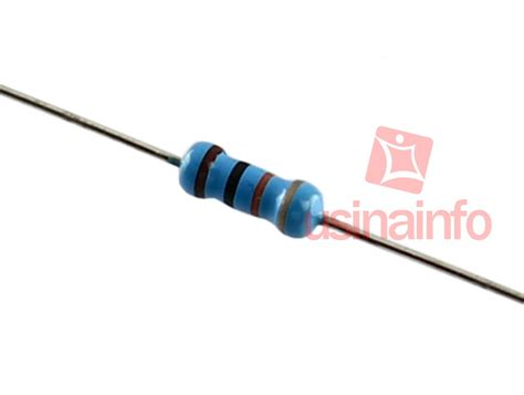 a 10k resistor resistor 10k 1w kit 10 unidades usinainfo