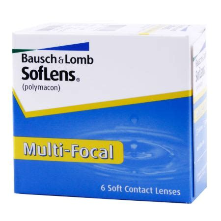 Softlens Ultra soflens multi focal contact lenses by bausch lomb ac lens