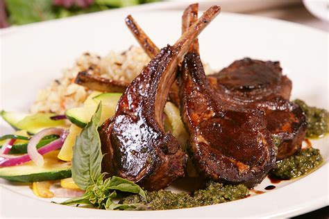 pan seared rack of lamb recipe cooking with balsamic southern idaho living