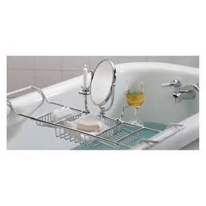 Bathtub Rack Tray 5 Best Bathtub Caddy Relax And Enjoy Your Bathing