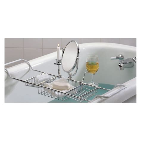 bathtub caddy 5 best bathtub caddy relax and enjoy your bathing