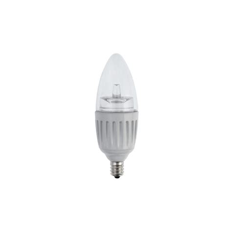 3 Philips 40w B11 Candelabra Led Light Bulbs Best Price philips 40w equivalent vintage glass dimmable g25