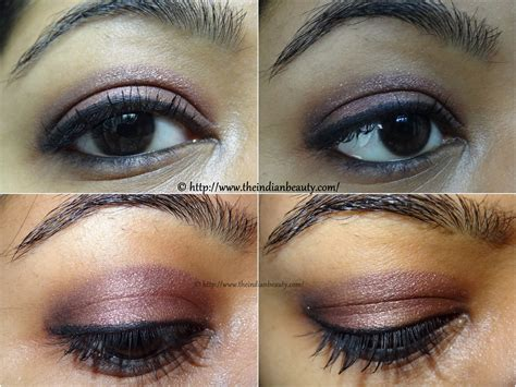 eyeshadow tattoo maybelline color tattoo pomegranate punk review eotd