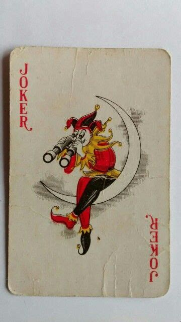 wild card tattoo pin on cards joker