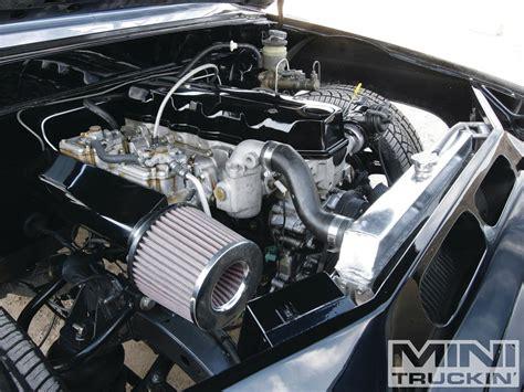 Toyota Truck Engines Toyrover 1988 Toyota Redemption Mini Truckin
