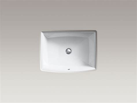 kohler archer bathroom sink standard plumbing supply product kohler k 2355 0 archer