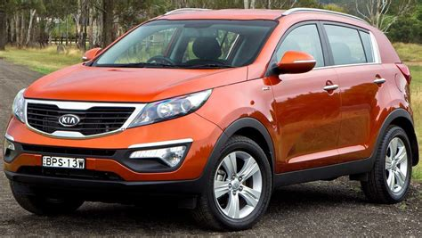 Kia Sportage Used Review Kia Sportage Used Review 2011 2012 Carsguide