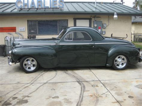1941 Chrysler New Yorker by 1941 Chrysler New Yorker Buisness Coupe For