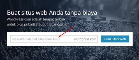 cara membuat web wordpress gratis cara membuat web wordpress gratis tis cakkhoir1927 s blog