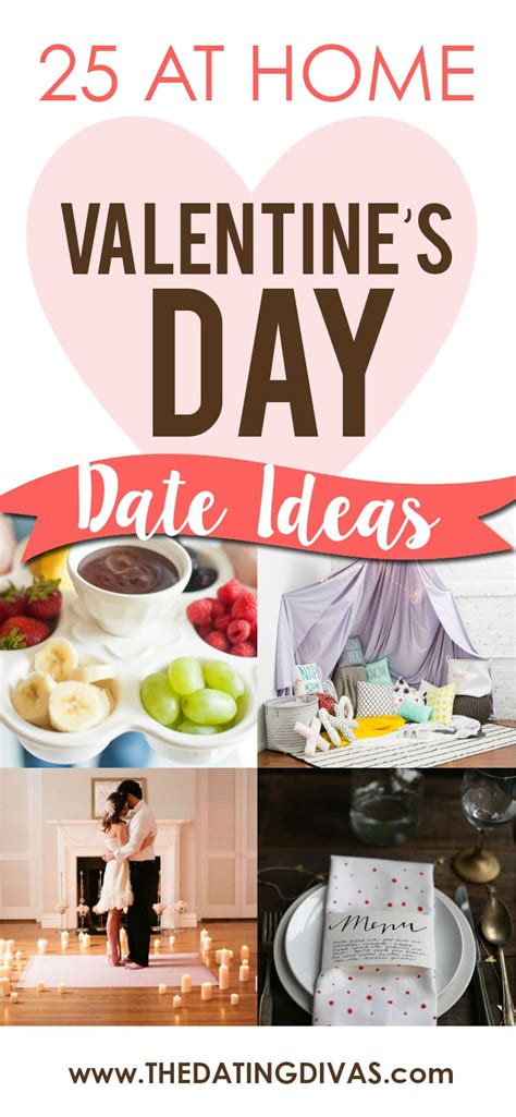 at home valentines day ideas the top 76 s day date ideas the dating divas