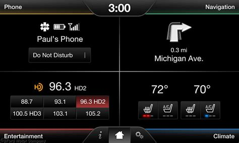 2013 ford sync update ford sync 3 launches on ford escape this
