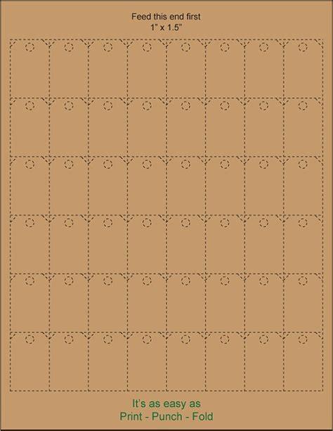 printable brown kraft tags printable brown kraft lite hang tags