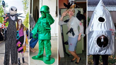 awesome halloween costumes  wkyq
