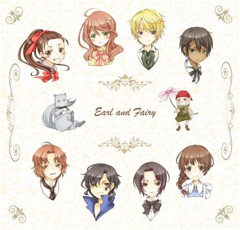11 Best Images About Earl And Fairy On Pinterest Light The Earl And The Light Novel