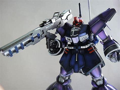 Gundam Bandai Hg Dreissen Amx 009 hguc 1 144 amx 009 dreissen unicorn ver painted built by