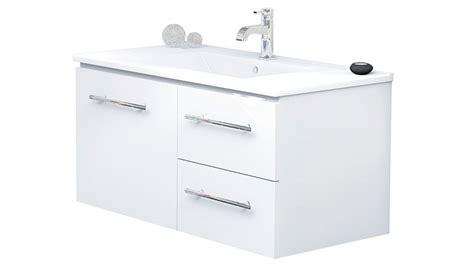 Harvey Norman Vanities by Timberline 900mm Wall Hung Vanity Bathroom