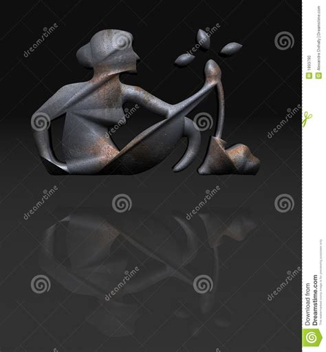 horoscope zodiac rusty metal stock photo image 1893790
