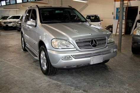 Expedition E 6618 Mb Blrg silver year 2005 make mercedes model m class 94171