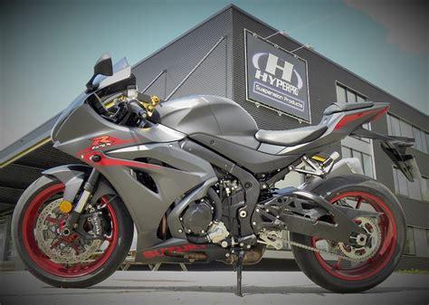 Suzuki Gsxr 1000 Horsepower Suzuki Gsxr 1000 2017 Hyperpro