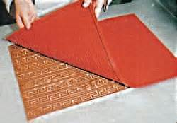 Relief Mat Baking by Baking Mat