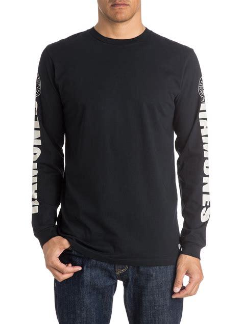 Tshirt Quiksilverbajukaos Sleeve Quiksilver Putih ramones sleeve t shirt eqyzt03572 quiksilver