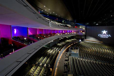 dodge theatre comerica theatre