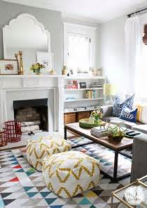 idea for decorating living room 33 cheerful summer living room d 233 cor ideas digsdigs