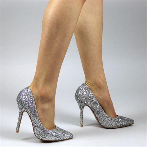 sparkley high heels glitter high heels fs heel