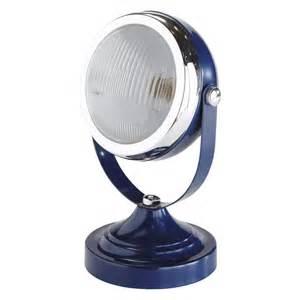 Home decoration light fittings car headlight lamp blue