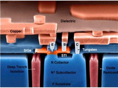 transistor silicon germanium dr d cressler