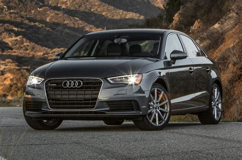 Preview 2015 Audi A3 Sedan Brings A8 Features To Entry Level A3 The Fast Car 2016 Audi A3 8v Pictures Information And Specs Auto Database