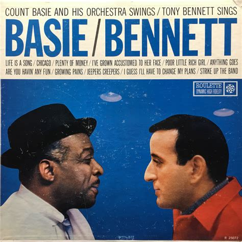 count basie orchestra swinging singing playing count basie and tony bennett count basie swings tony
